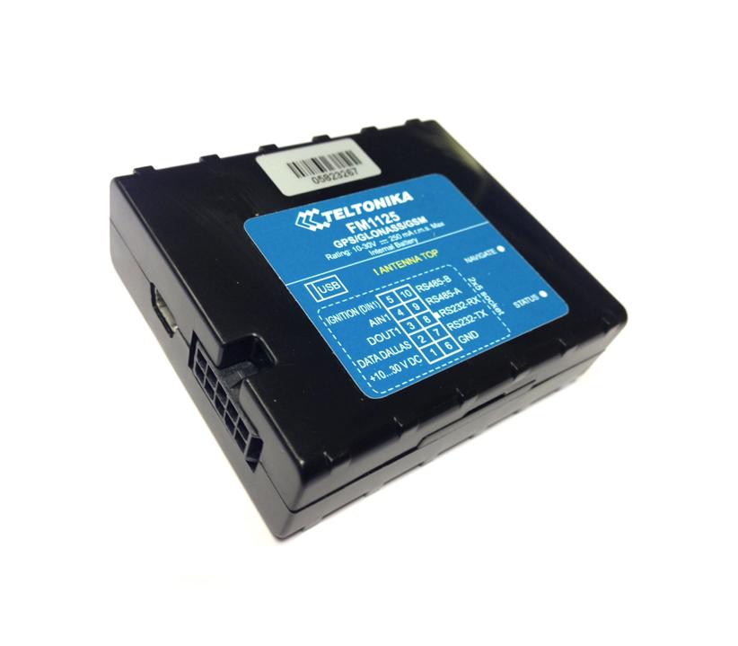 ГЛОНАСС/GPS трекер Teltonika FM1125