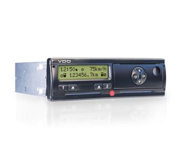 Тахограф Continental VDO DTCO 1381 ЕСТР 12V