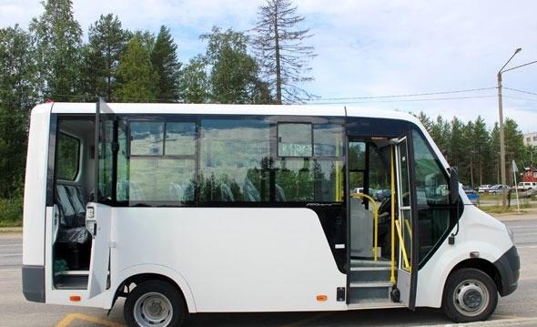 Газель Автобус