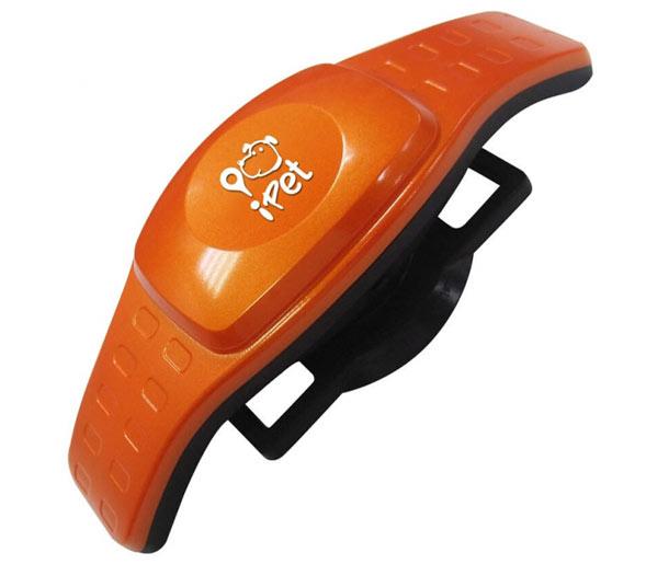 GPS трекер ошейник для собак iPet Tracker