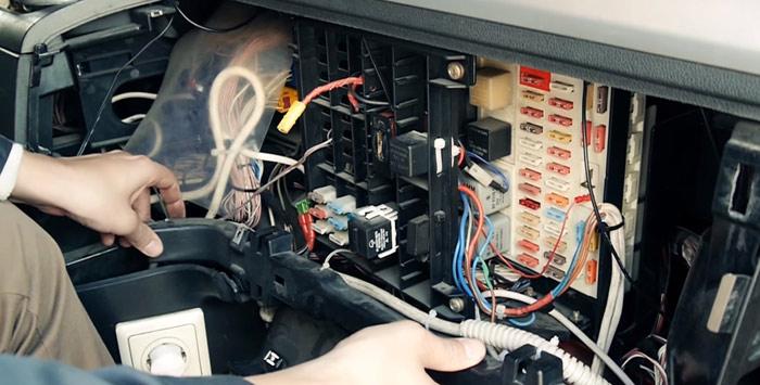 Установка ГЛОНАСС на автомобиль самостоятельно