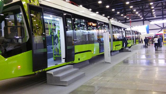 Международный инновационный форум пассажирского транспорта smart transport