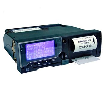 Тахограф Меркурий ТА-001 СКЗИ и GPRS