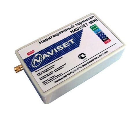 ГЛОНАСС/GPS трекер NAVISET MINI