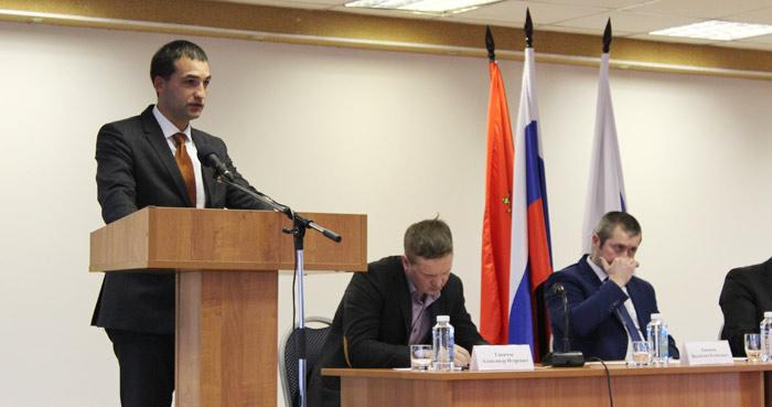 Генеральный директор ООО «ЭРА-ГЛОНАСС» Антон Гаевский