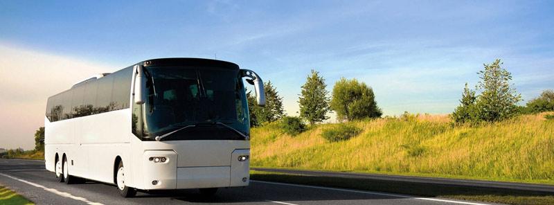 Тахографы на пригородные автобусы