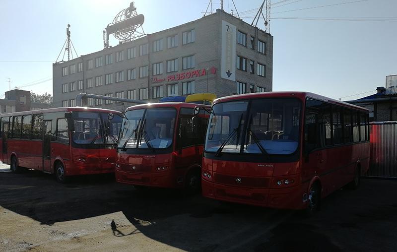 Тахографы и ГЛОНАСС на автобусы ПАЗ Вектор