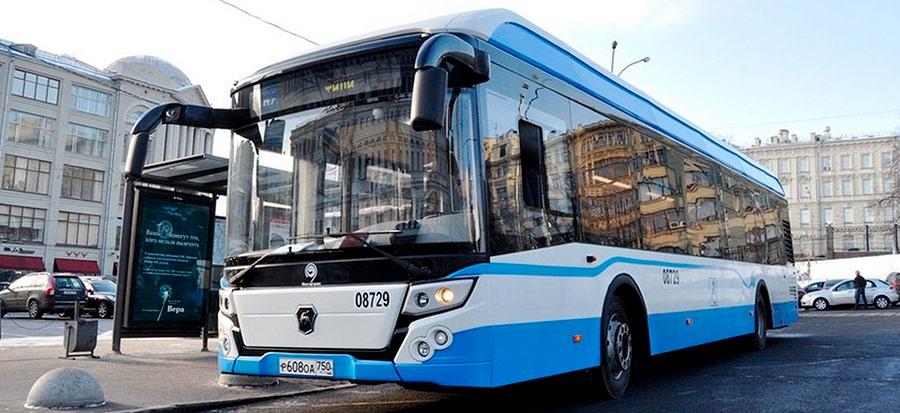 Тахографы на автобусы в 2019 году