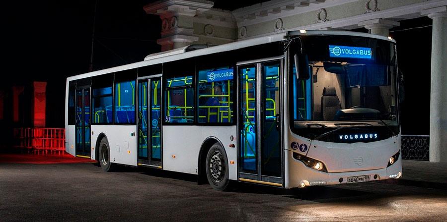 Тахограф на городской автобус
