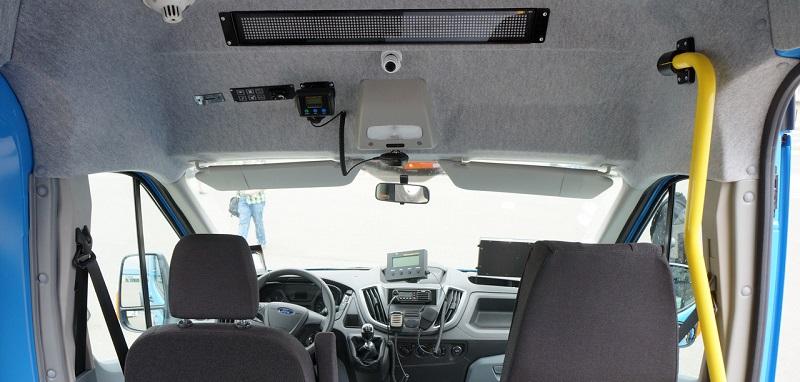 видеонаблюдение в салоне машины