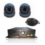 Комплект видеонаблюдения для автобуса HD-1