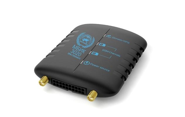 ГЛОНАСС/GPS терминал МБИК 3020
