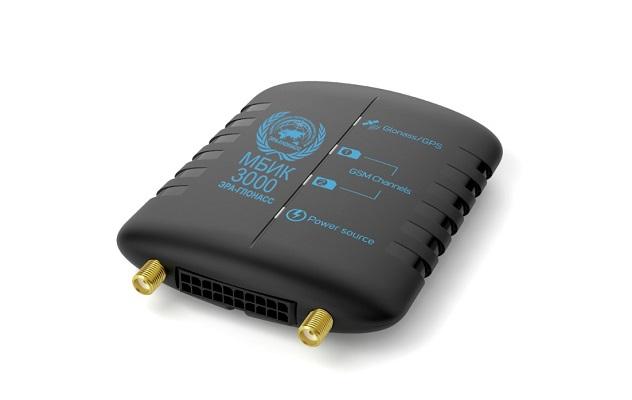 ГЛОНАСС/GPS терминал МБИК 3000